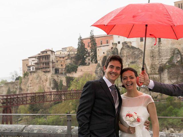 La boda de Álvaro y Irene en Cuenca, Cuenca 44