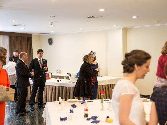 La boda de Álvaro y Irene en Cuenca, Cuenca 49