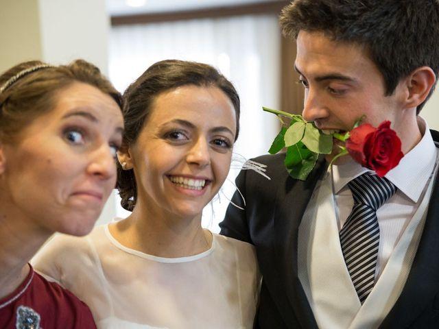 La boda de Álvaro y Irene en Cuenca, Cuenca 50