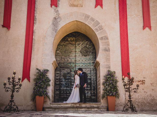 La boda de Javier y Lucía en Jerez De La Frontera, Cádiz 1