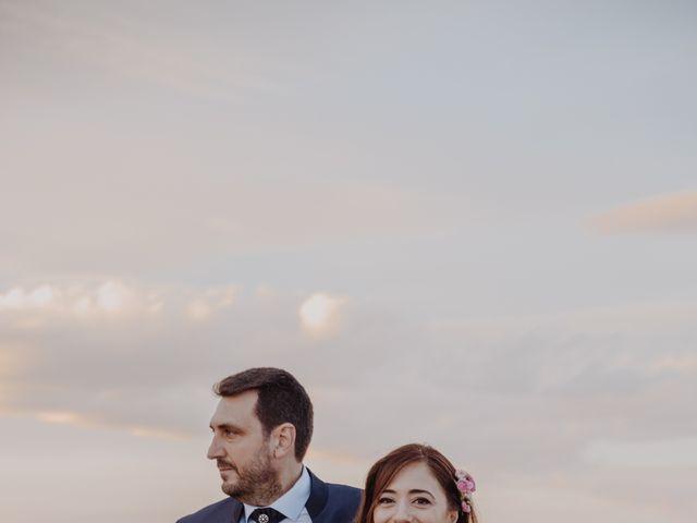 La boda de Román y María José en Mareny Blau, Valencia 16