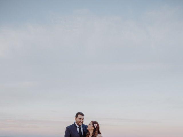 La boda de Román y María José en Mareny Blau, Valencia 17