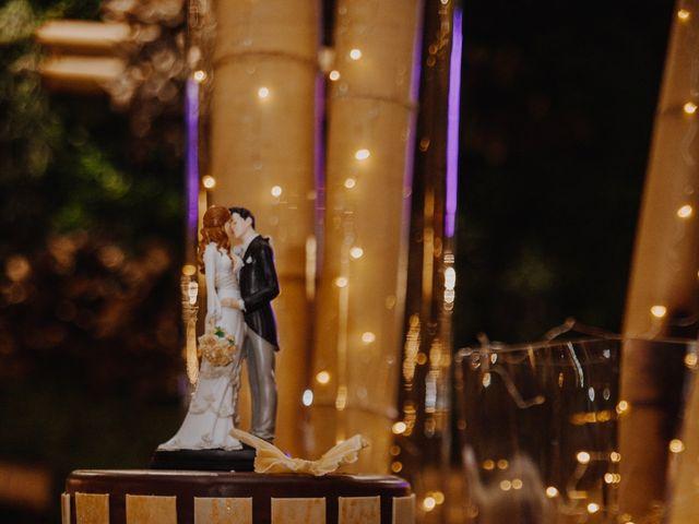 La boda de Román y María José en Mareny Blau, Valencia 27