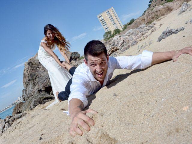 La boda de Eloy y Laura en Polinya, Barcelona 29