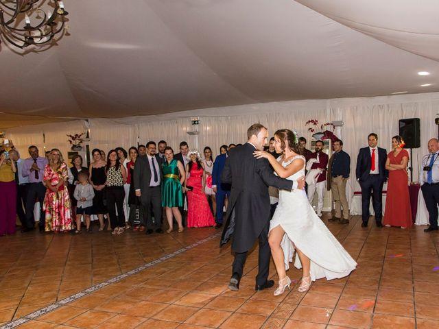 La boda de Lorenzo y Paula en Cubas De La Sagra, Madrid 2