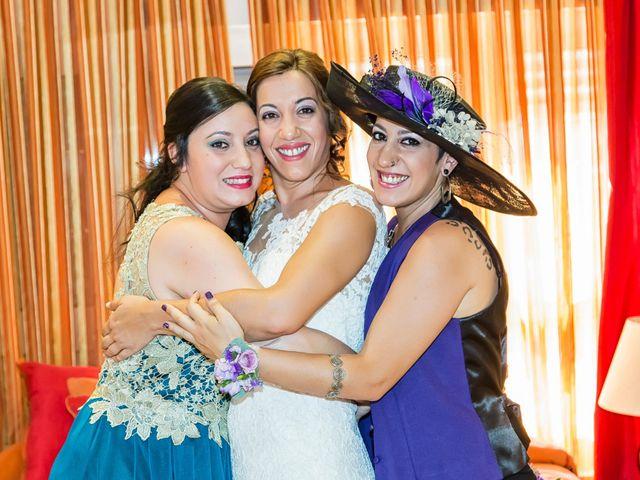 La boda de Lorenzo y Paula en Cubas De La Sagra, Madrid 4