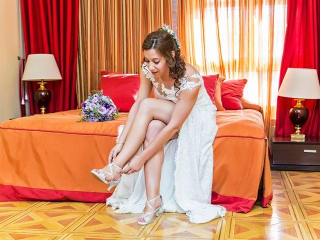 La boda de Lorenzo y Paula en Cubas De La Sagra, Madrid 7