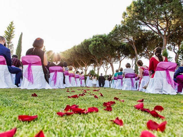 La boda de Lorenzo y Paula en Cubas De La Sagra, Madrid 13