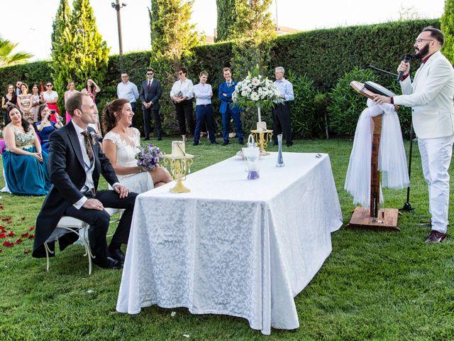 La boda de Lorenzo y Paula en Cubas De La Sagra, Madrid 14