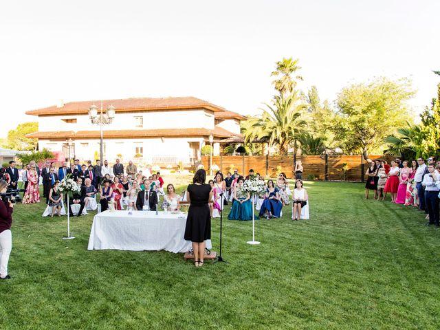 La boda de Lorenzo y Paula en Cubas De La Sagra, Madrid 15