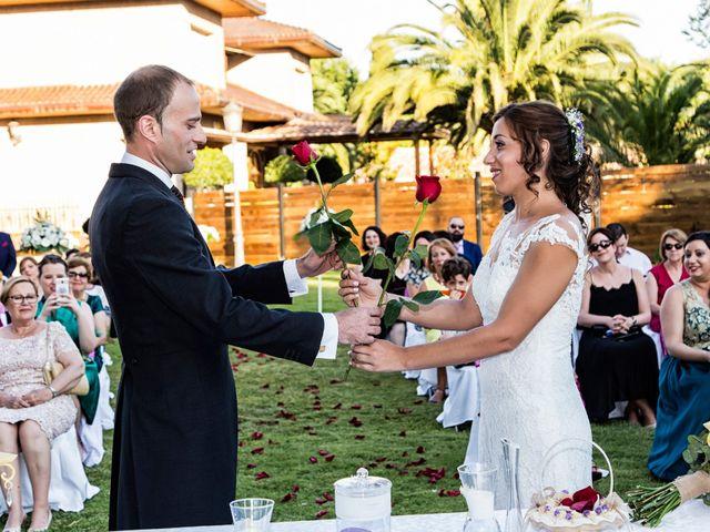 La boda de Lorenzo y Paula en Cubas De La Sagra, Madrid 17
