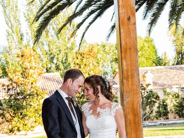 La boda de Lorenzo y Paula en Cubas De La Sagra, Madrid 22