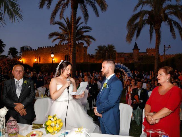 La boda de Ezequiel y Noelia en Linares, Jaén 7