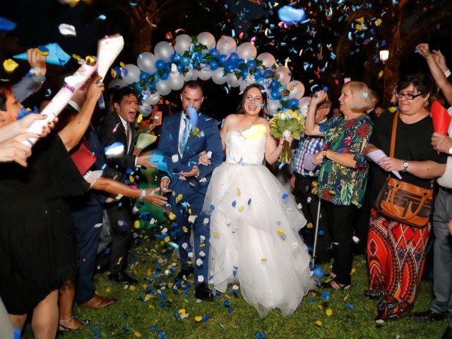 La boda de Ezequiel y Noelia en Linares, Jaén 8