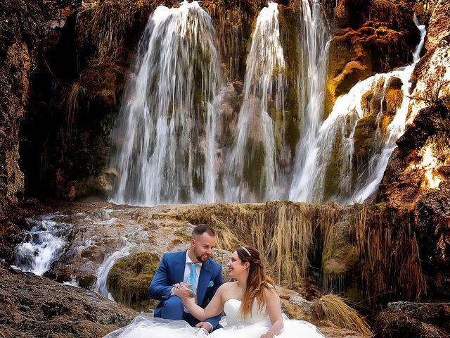 La boda de Ezequiel y Noelia en Linares, Jaén 13