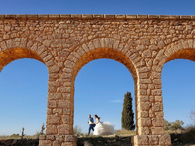 La boda de Ezequiel y Noelia en Linares, Jaén 15