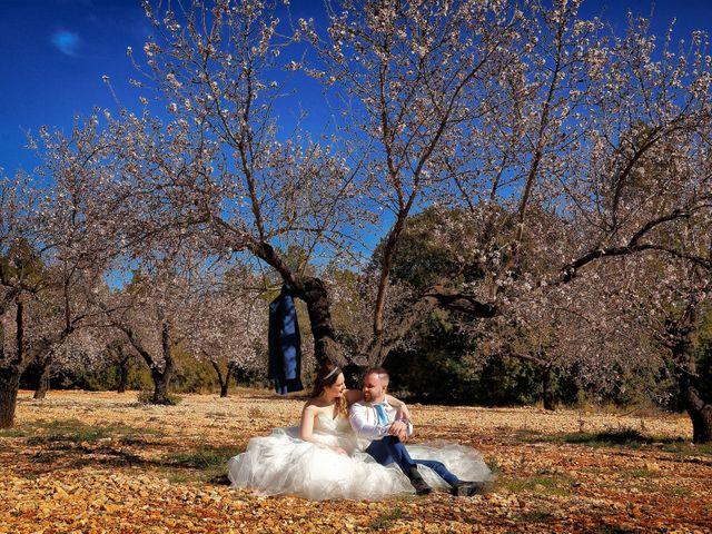 La boda de Ezequiel y Noelia en Linares, Jaén 16