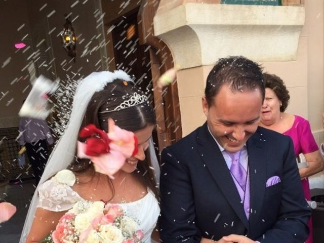 La boda de Carlos y Guadalupe en Torremolinos, Málaga 5