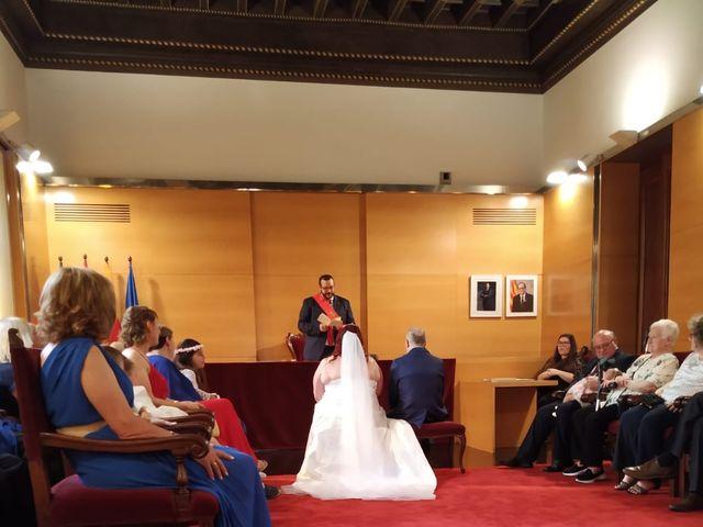 La boda de Yoly y Jordi