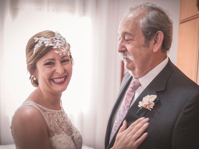 La boda de Carlos y Carmen en Montequinto, Sevilla 2