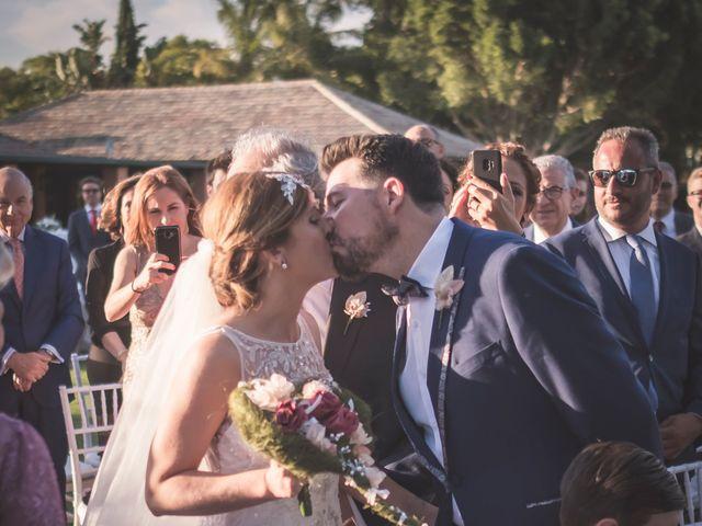 La boda de Carlos y Carmen en Montequinto, Sevilla 12