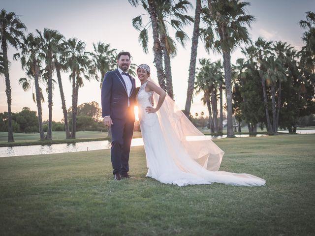 La boda de Carlos y Carmen en Montequinto, Sevilla 22