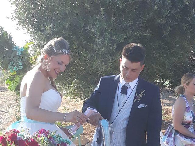 La boda de Daniel y Lucía en Torrecilla De Alcañiz, Teruel 3