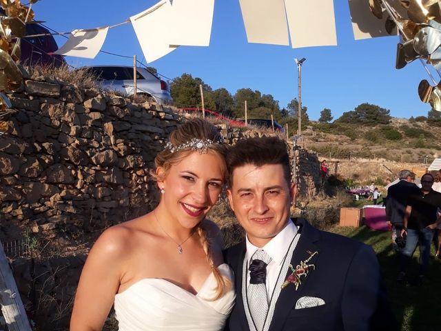 La boda de Daniel y Lucía en Torrecilla De Alcañiz, Teruel 6
