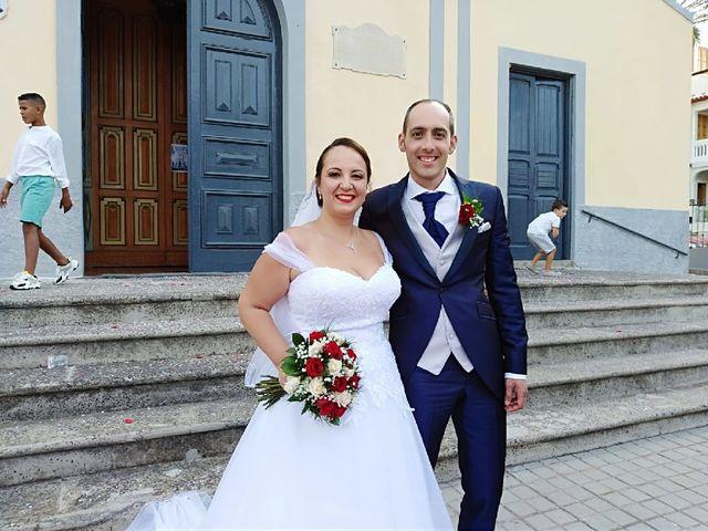 La boda de Aridane y Érica  en Las Palmas De Gran Canaria, Las Palmas 1