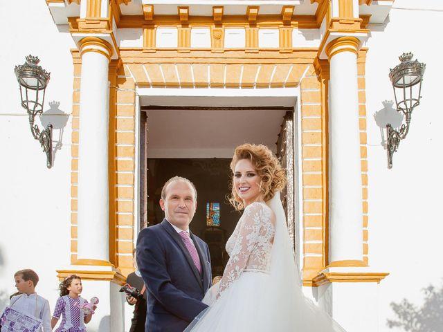 La boda de Cristóbal María y Lucía en Villamanrique De La Condesa, Sevilla 4