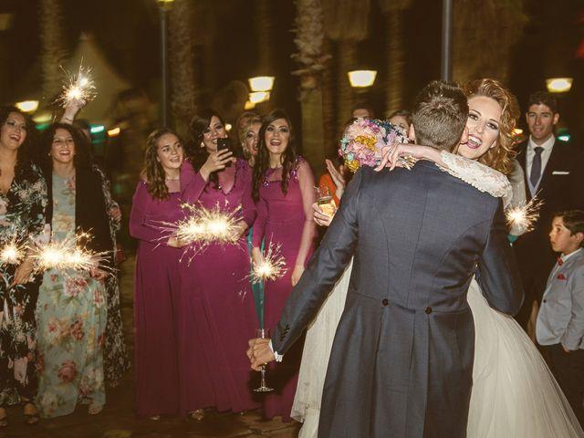 La boda de Cristóbal María y Lucía en Villamanrique De La Condesa, Sevilla 26