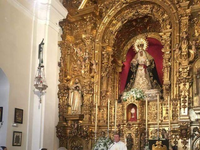 La boda de Israel y María Jesús  en Sevilla, Sevilla 4