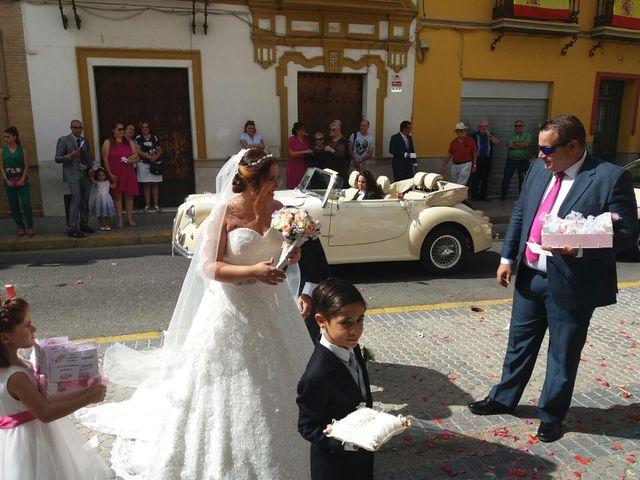 La boda de Israel y María Jesús  en Sevilla, Sevilla 5