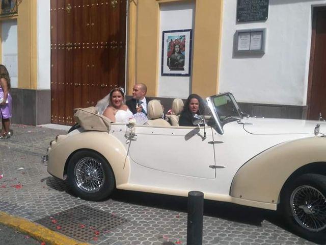 La boda de Israel y María Jesús  en Sevilla, Sevilla 3