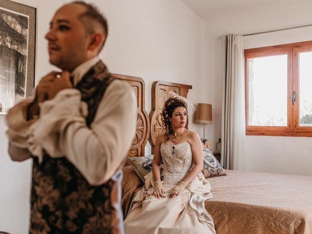 La boda de Eli y Alex en Rubio, Barcelona 38