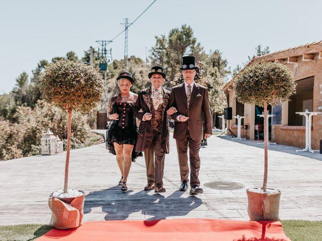 La boda de Eli y Alex en Rubio, Barcelona 55