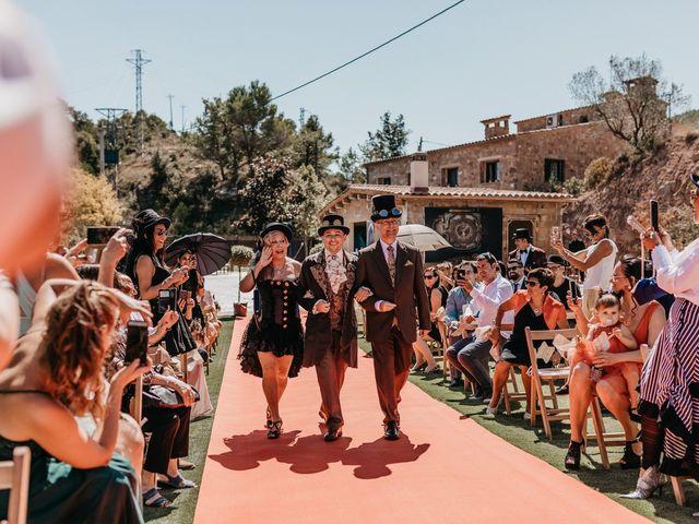 La boda de Eli y Alex en Rubio, Barcelona 56