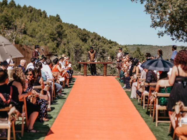 La boda de Eli y Alex en Rubio, Barcelona 58
