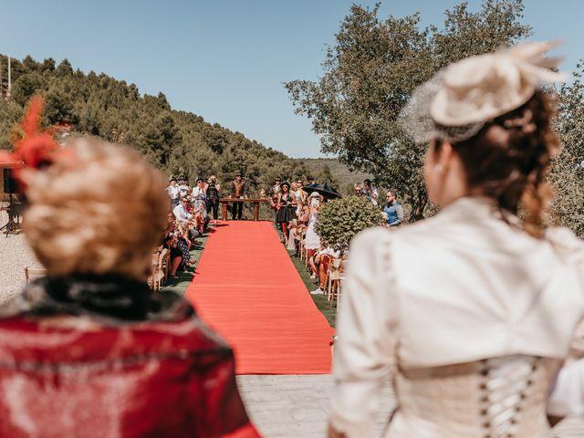 La boda de Eli y Alex en Rubio, Barcelona 61