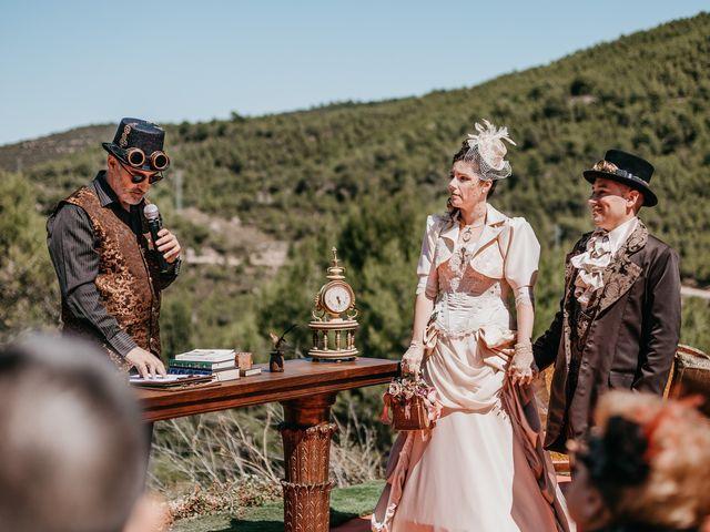 La boda de Eli y Alex en Rubio, Barcelona 63