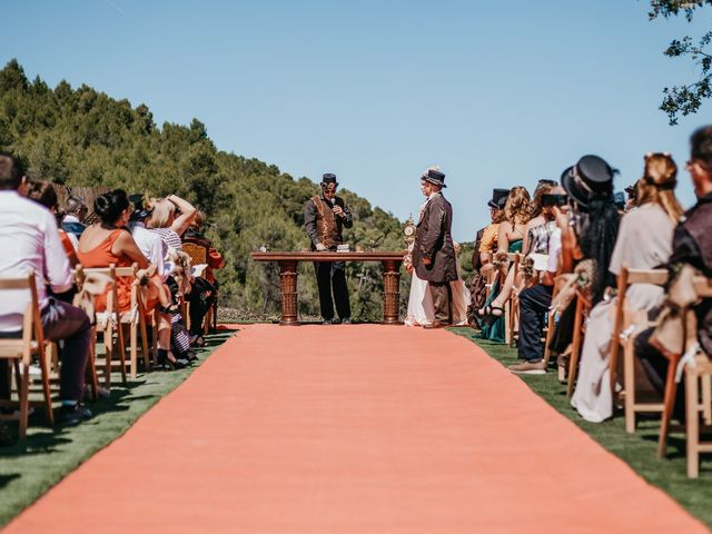La boda de Eli y Alex en Rubio, Barcelona 64