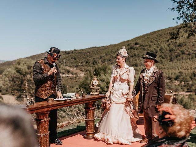 La boda de Eli y Alex en Rubio, Barcelona 66