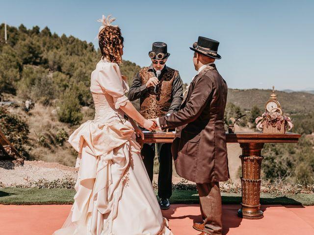 La boda de Eli y Alex en Rubio, Barcelona 67