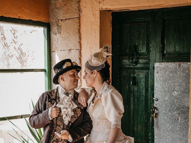 La boda de Eli y Alex en Rubio, Barcelona 70