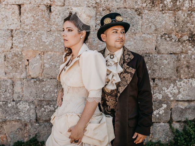 La boda de Alex y Eli