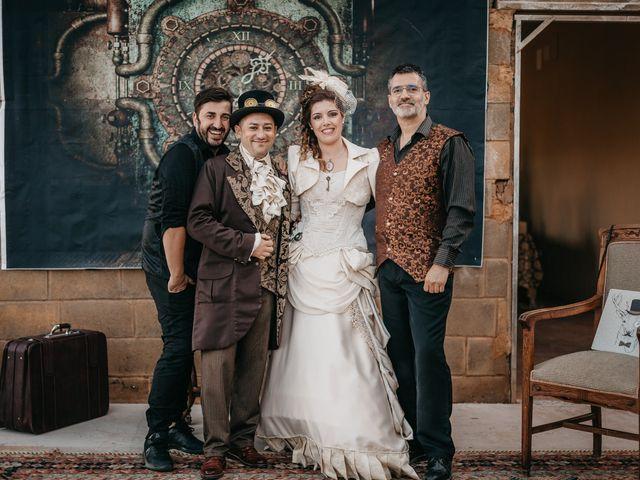 La boda de Eli y Alex en Rubio, Barcelona 85