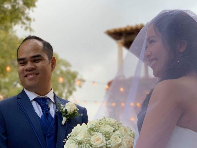 La boda de Sheila y Kelvin