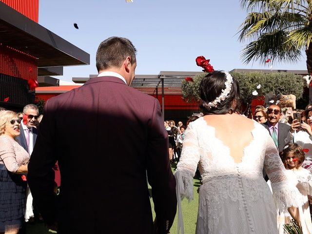 La boda de Isidro y Salomé en Alcantarilla, Murcia 7