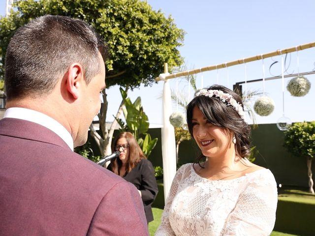 La boda de Isidro y Salomé en Alcantarilla, Murcia 15
