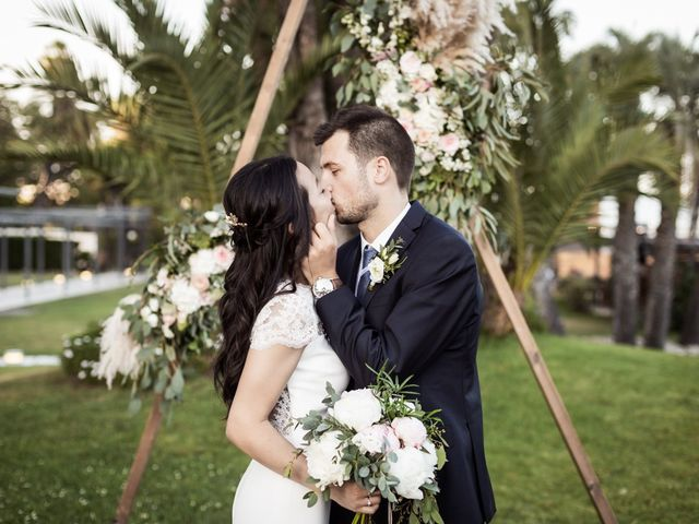 La boda de Ishen y Xavi